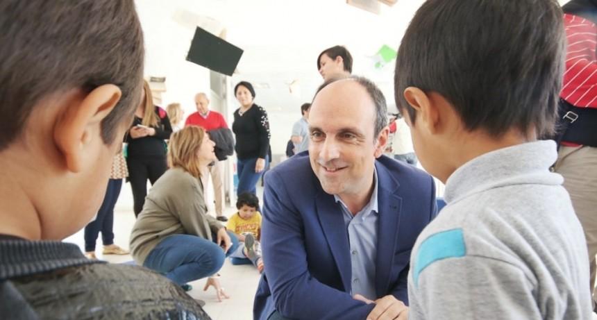 """José Corral: """"Los Jardines Municipales son la herramienta para la mejor educación de nuestros niños"""""""