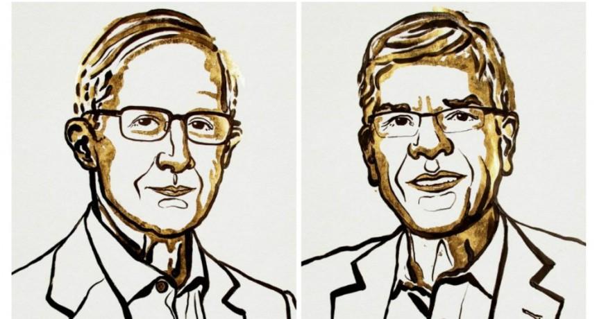 Dos estadounidenses se quedaron con el premio Nobel de Economía