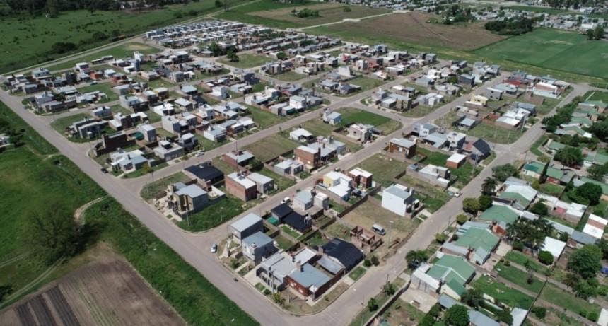 Se ponen en venta 59 lotes municipales en el barrio Nueva Esperanza Este