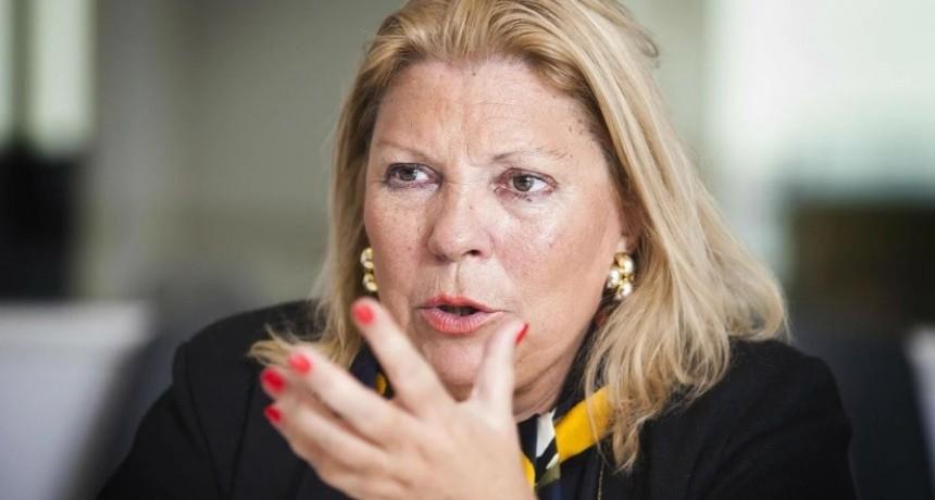 Elisa Carrió presentó el pedido de juicio político contra Germán Garavano