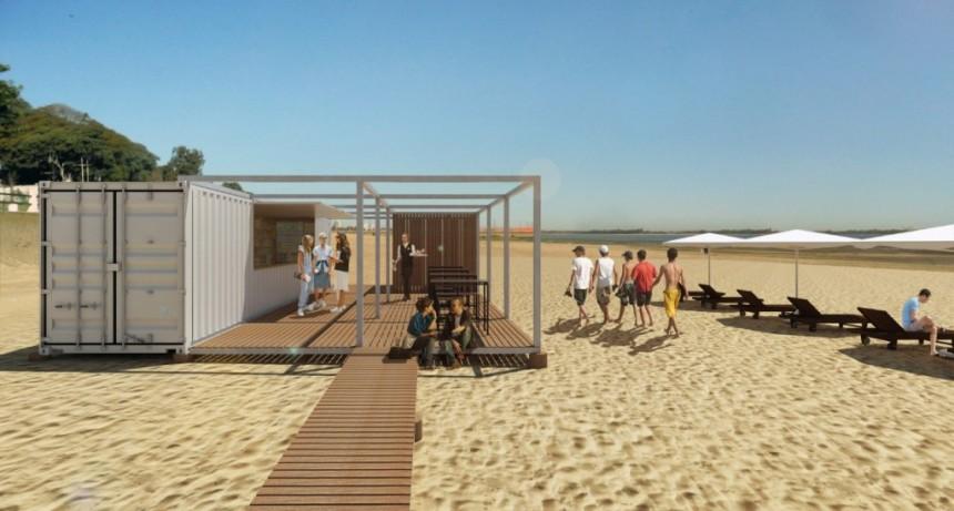 El Municipio adjudicó los primeros cuatro paradores de playa