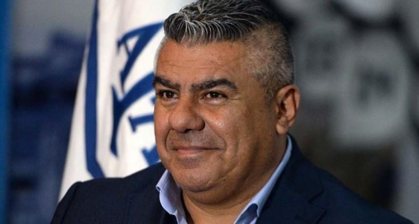 Claudio Tapia será miembro del Consejo de la FIFA