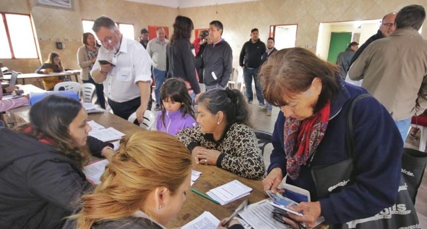 Continúan las acciones para mejorar la convivencia en Barrio Yapeyú