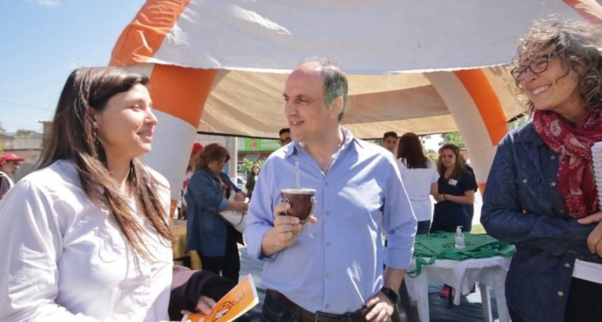Comenzó la intervención de espacios públicos en los barrios Roma y La Florida