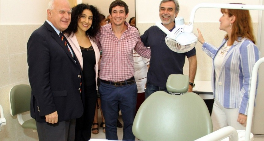 Lifschitz inauguró el centro de atención primaria de salud más importante de la provincia