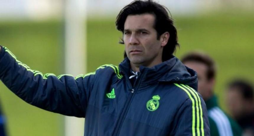 Santiago Solari dirigirá al Real Madrid provisionalmente
