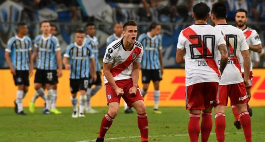 River finalista de la Copa Libertadores