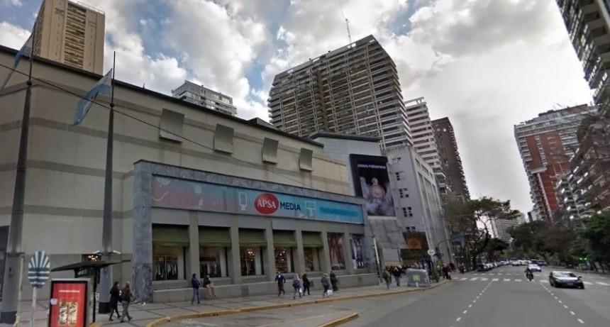 Detuvieron a un narcotraficante en un shopping de Palermo