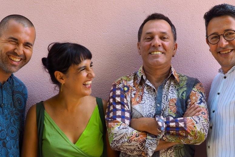 Luiz Caracol & Bule-Bule en Santa Fe
