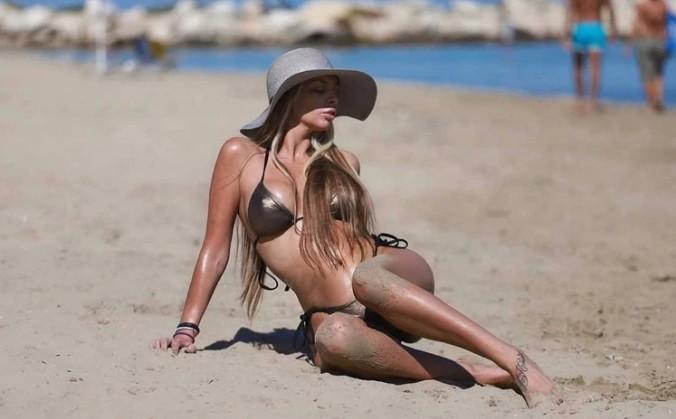 Una ex modelo de Playboy anunció su candidatura a la presidencia de Croacia