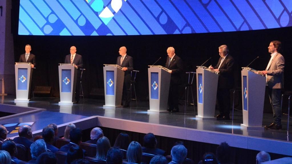 Segundo debate presidencial: Horario, TV y lugar