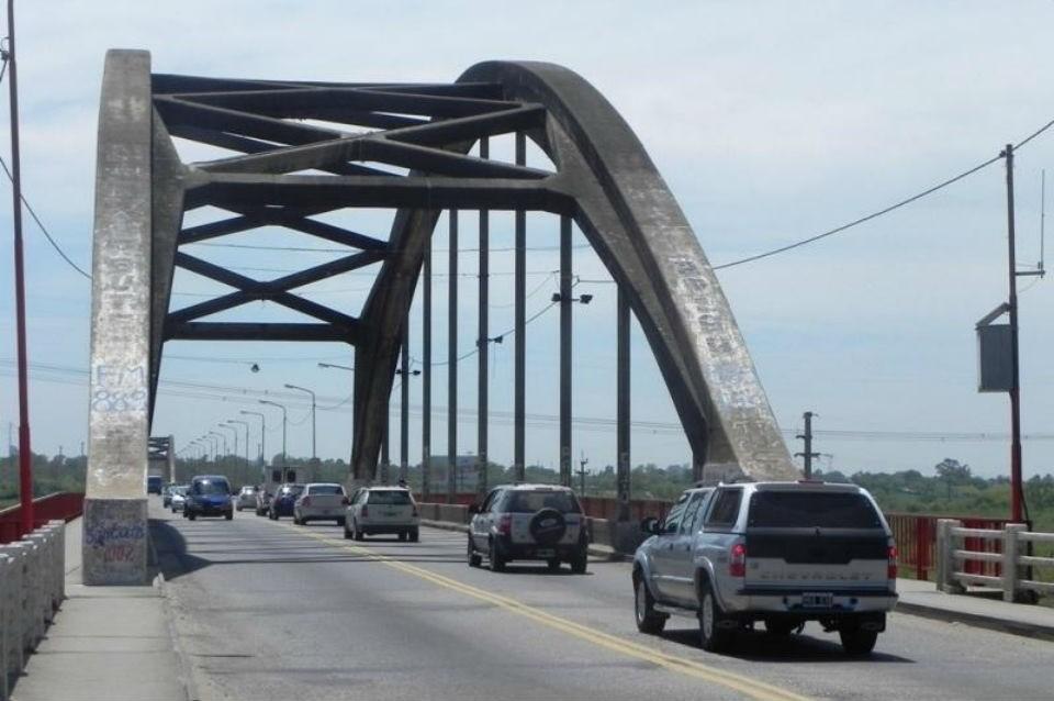 Comienza la repavimentación del Puente Carretero