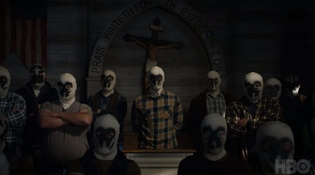 Watchmen: La serie que todos van a ver