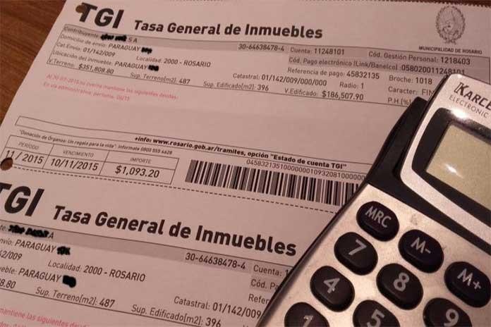 Hasta el jueves 31 se puede regularizar con descuentos TGI y Contribución de Mejoras