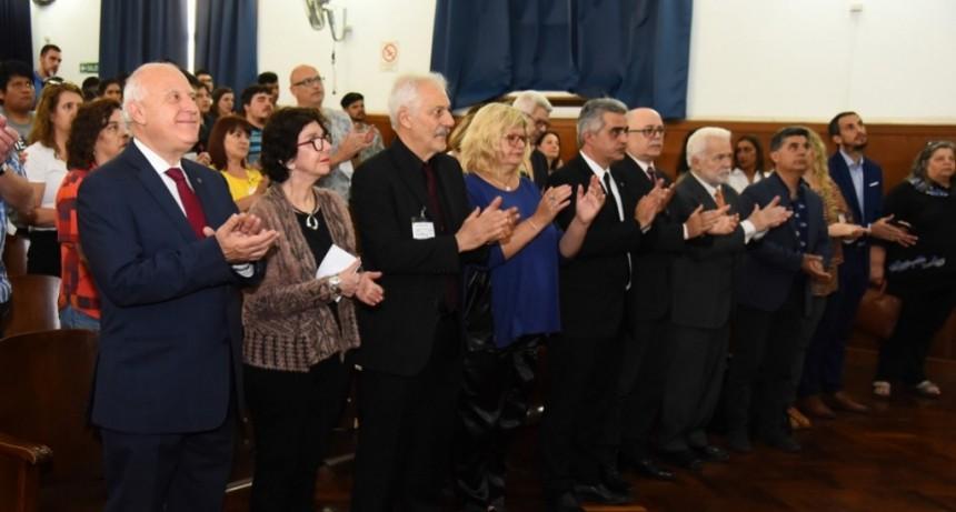 Lifschitz participó de la apertura de la XXI Reunión Nacional de Educación en Física