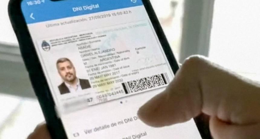 ¿Qué se puede hacer y qué no con el DNI digital?
