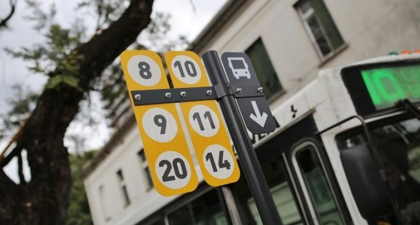 Nuevo cuadro tarifario para el Transporte Público de Pasajeros