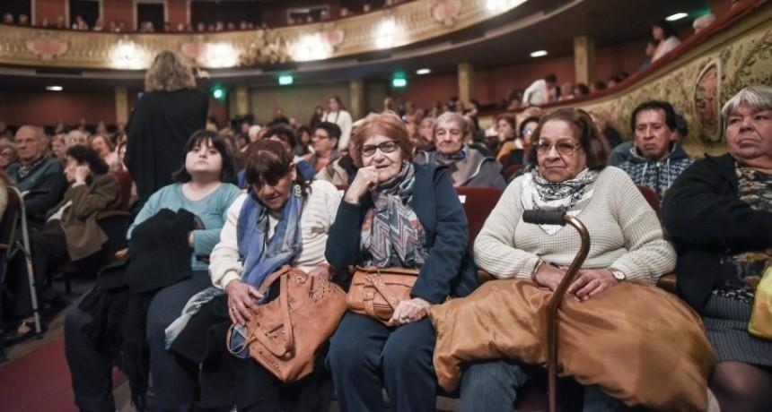Se celebró el Día Internacional de las Personas de Edad