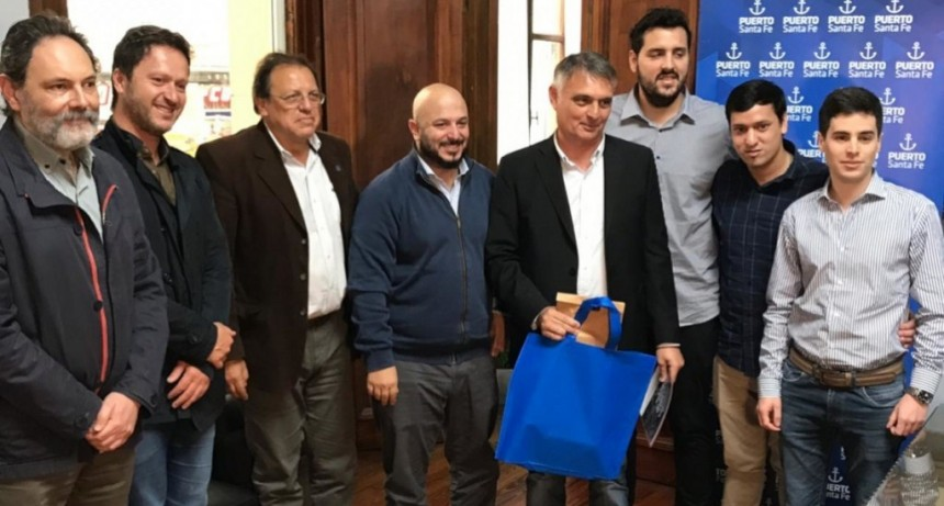 Entregaron premios del concurso de ideas para un nuevo ingreso al Puerto