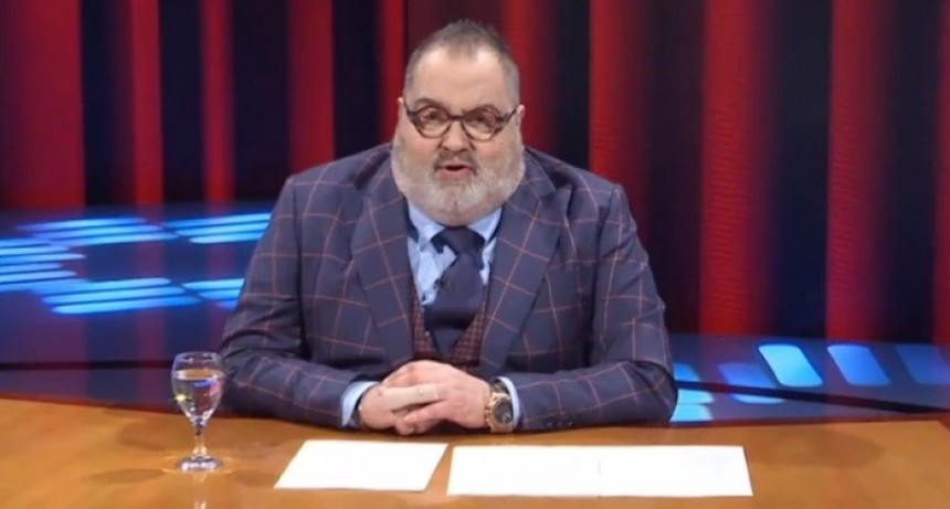 Jorge Lanata suspendió sus actividades laborales hasta el año próximo