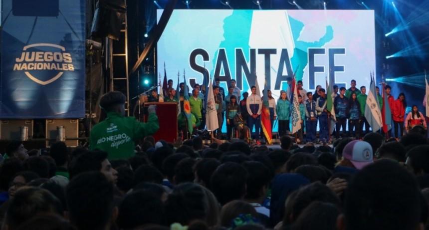 Santa  Fe participa de los Juegos Nacionales Evita con una delegación de 800 deportistas
