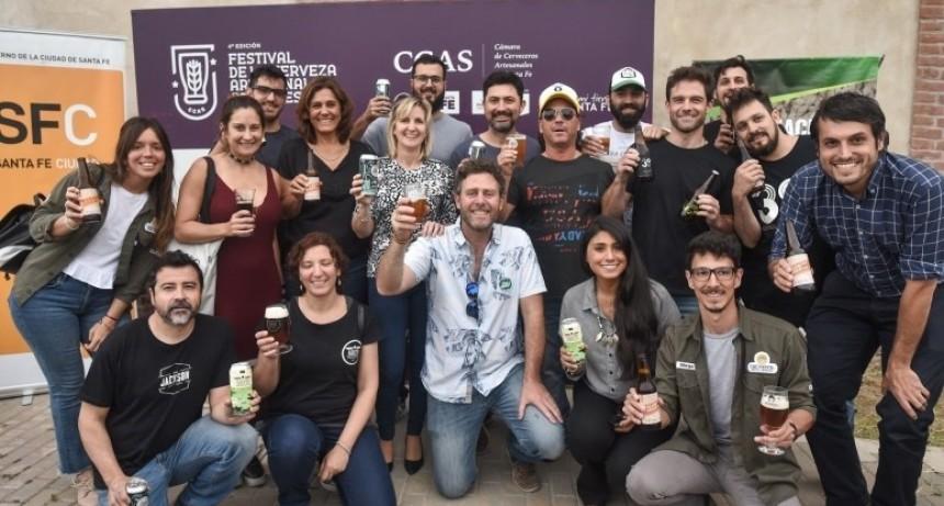 4ta. Fiesta de la Cerveza Artesanal Santafesina