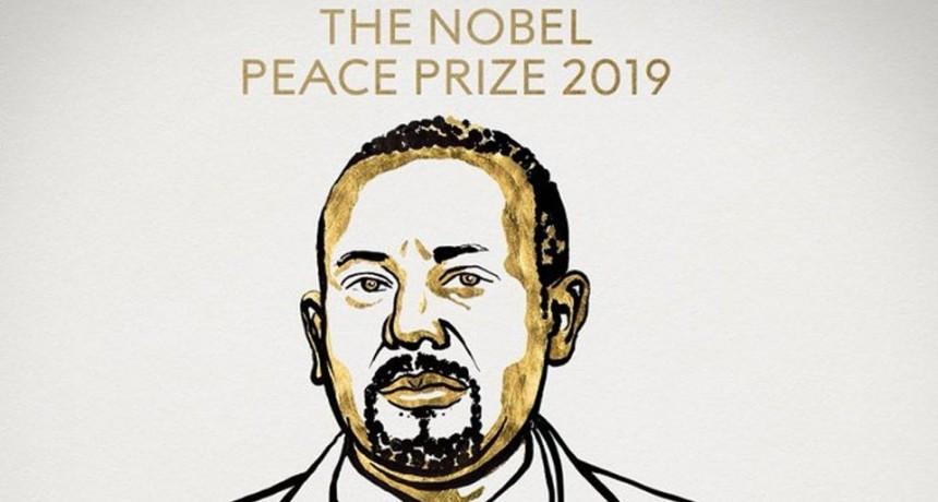 El Premio Nobel de la Paz 2019 es para el primer ministro de Etiopía