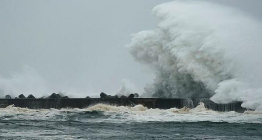 El tifón Hagibis tocó Japón y lo definieron como la peor tormenta en 60 años