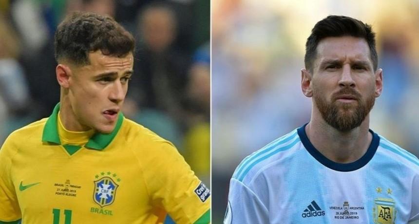 Argentina y Brasil jugarán un amistoso en Arabia Saudita