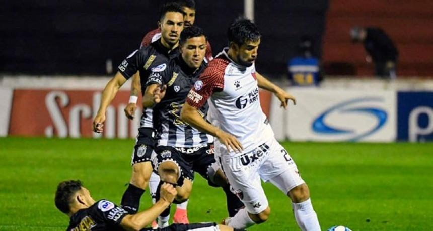Colón quedó eliminado de la Copa Argentina