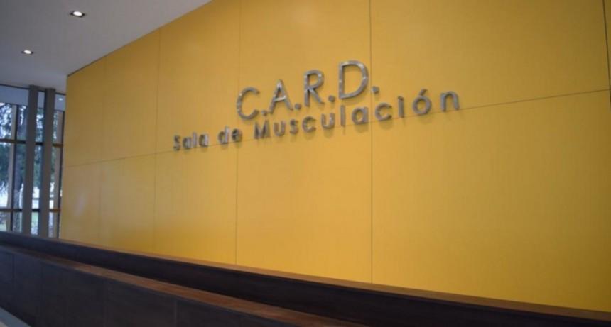 El gobierno provincial concluye las obras en el CARD