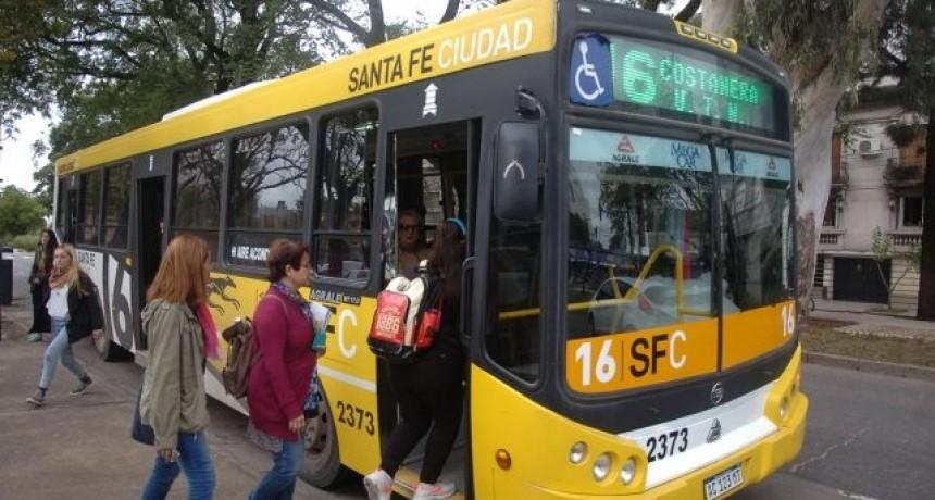 El transporte urbano será gratis el domingo de elecciones