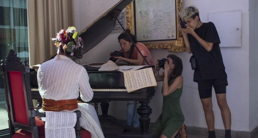 """""""La Transformance"""" en el Museo del Teatro"""