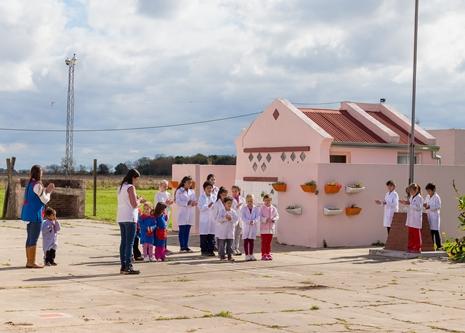 Regresarán 800 alumnos a las clases presenciales en 56 escuelas santafesinas