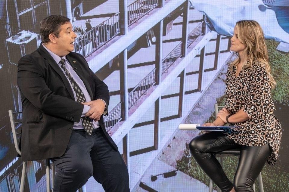 """Enrique Mammarella: """"Estamos brindando certezas de futuro"""""""