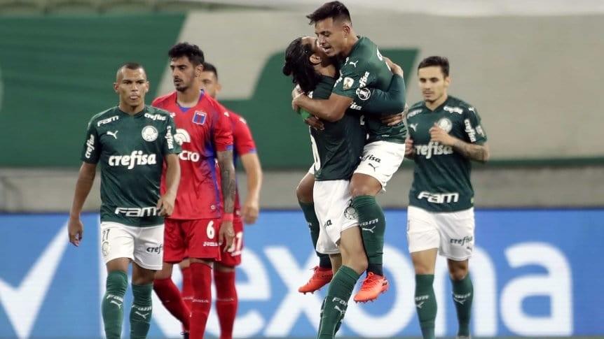Tigre fue goleado por Palmeiras y se quedó afuera de todo