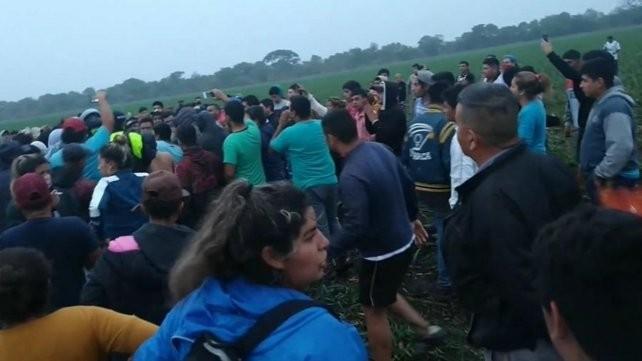 Vecinos mataron a golpes al sospechoso de asesinar a la niña Abigail en Tucumán