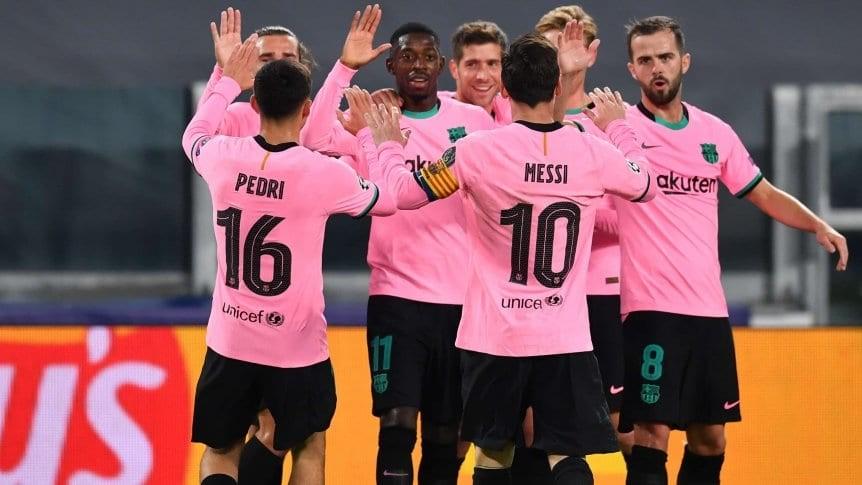 Messi cerró el triunfo de Barcelona con un penal ante Juventus