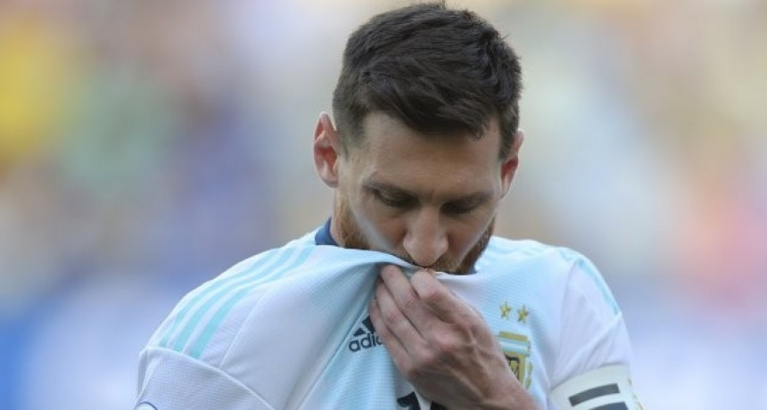 Messi va por la paz interna frente a Bolivia