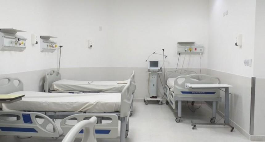 Coronavirus: El Cullen sumó 5 camas críticas con respirador