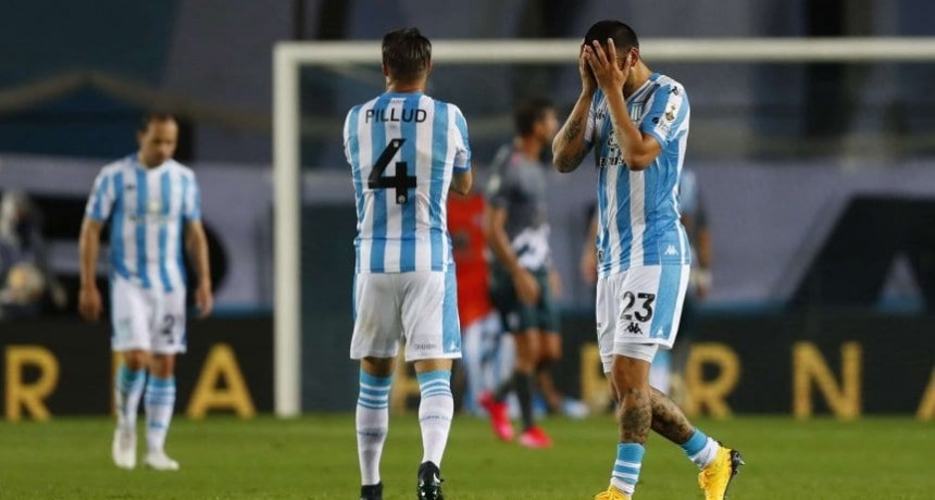Copa Libertadores: Racing le ganó a Estudiantes de Mérida, pero terminó segundo en su grupo