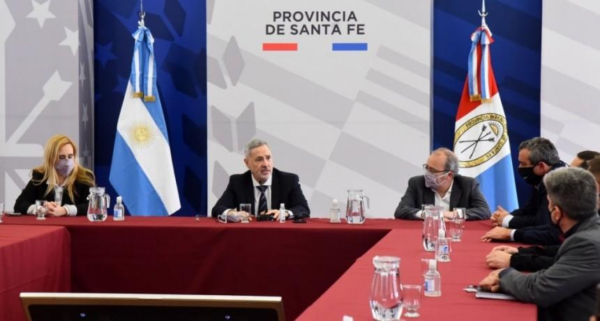 Provincia, Nación y municipios coordinan accionar policial en materia de prevención criminal