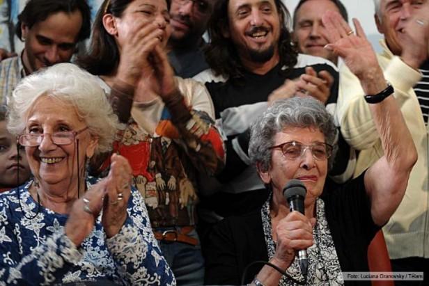 Abuelas de Plaza de Mayo anunció la recuperación del nieto 118