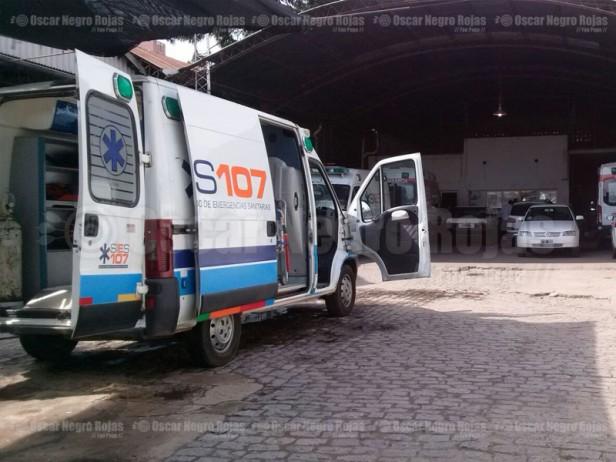Se restringe el servicio 107 en la ciudad de Santa Fe