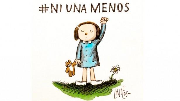 """La Ciudad adhiere a la segunda marcha """"Ni Una Menos"""""""