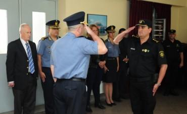 Asumieron los nuevos jefes de la Policía de Acción Táctica