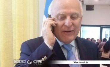 """Lifschitz: """"tanto con Scioli como con Macri podremos tener buenas relaciones"""""""