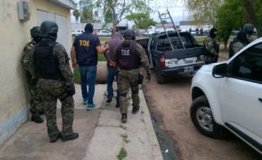Las TOE detuvo a un prófugo por homicidio calificado
