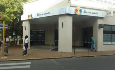Bancos cerrados por el Día del Bancario
