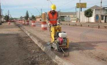 Metrofe: Avanzan los trabajos para transformar avenida Blas Parera